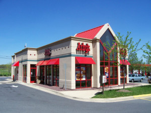 Arby's remodeling