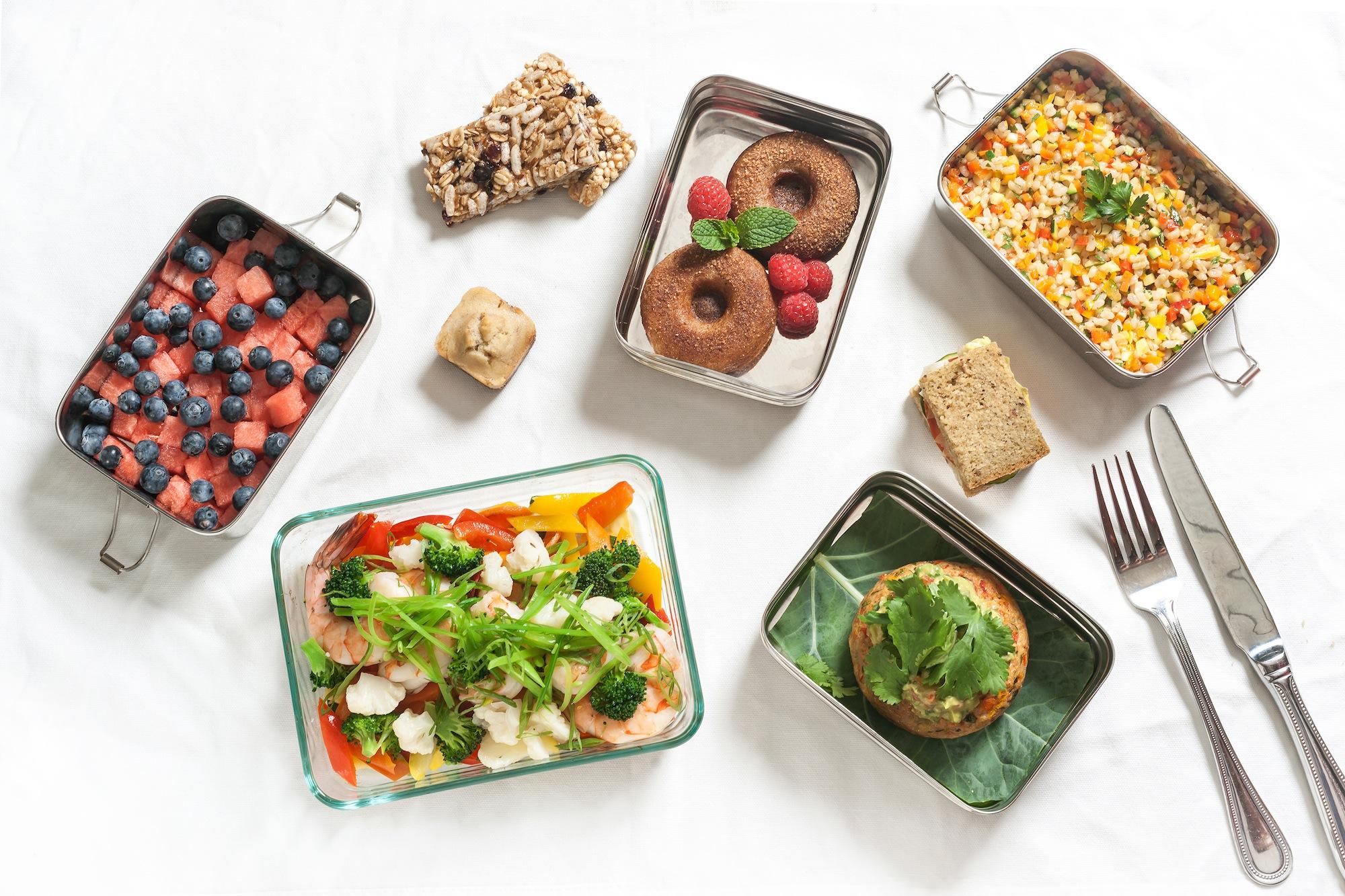 Food Preparation Business Plan